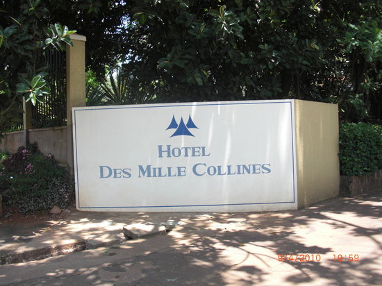 Photo of Hotel des Mille Collines Kigali
