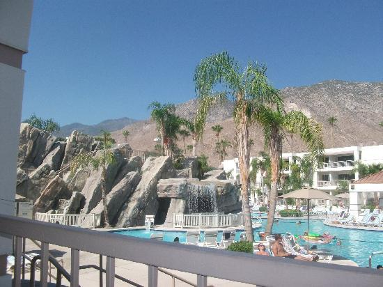 Palm canyon pool picture of palm canyon resort spa - Palm canyon resort 2 bedroom villa ...