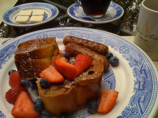 Union Street Inn: French Toast