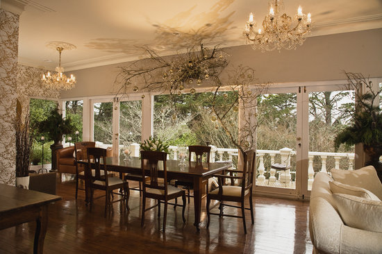 Edgelinks Country House: Dining at Edgelinks