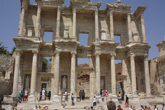 Altinkum, Turkiet: ephesus