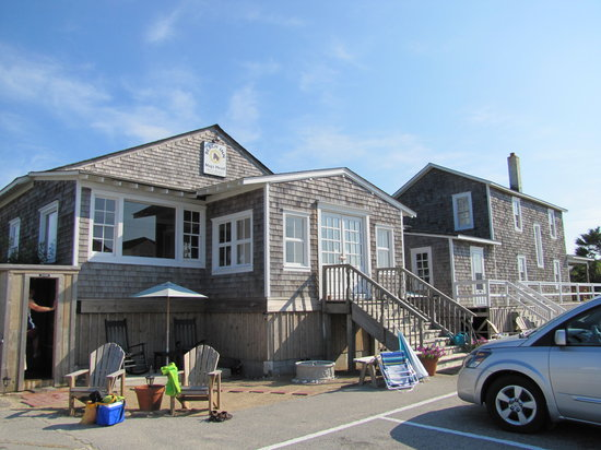 Nags Head Beach Inn : Front entrance