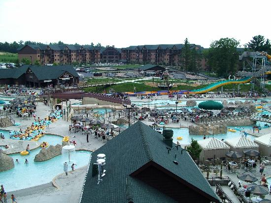 my 2 yr old swimming picture of glacier canyon lodge. Black Bedroom Furniture Sets. Home Design Ideas