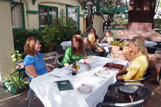 Tempe, AZ: House of Tricks dining in the Mill Avenue District