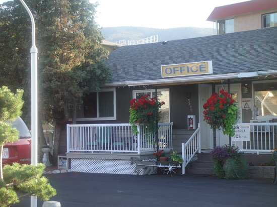 Penticton, Canada: Wonderful motel
