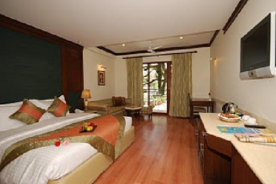 Hotel Madhuban Highlands: Room View