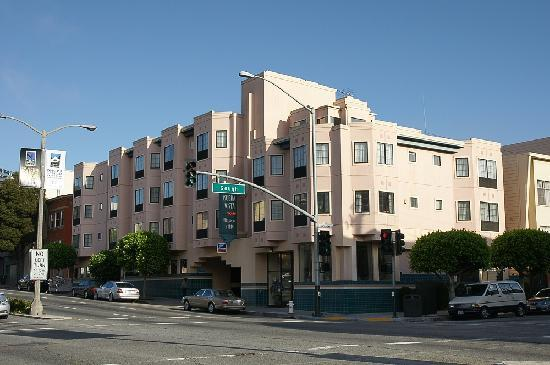 buena vista motor inn lombard street gough picture of