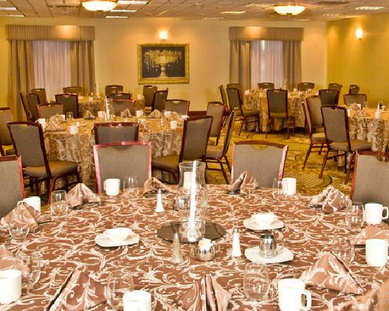 Holiday Inn Express Ann Arbor: Banquet room