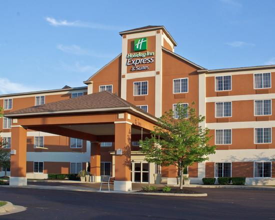 Holiday Inn Express Ann Arbor: Exterior