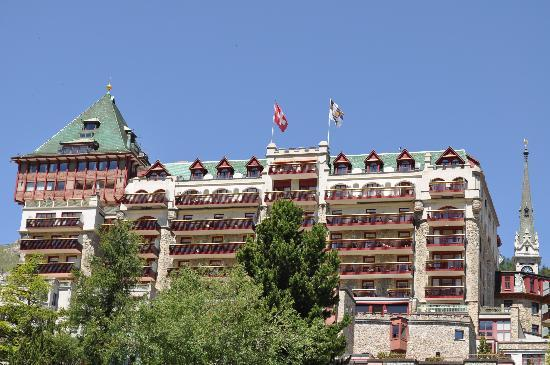 Badrutt&#39;s Palace Hotel: Badrutt&#39;s Palace