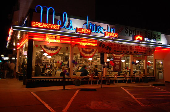 Mel S Drive In Lombard San Francisco Restaurant