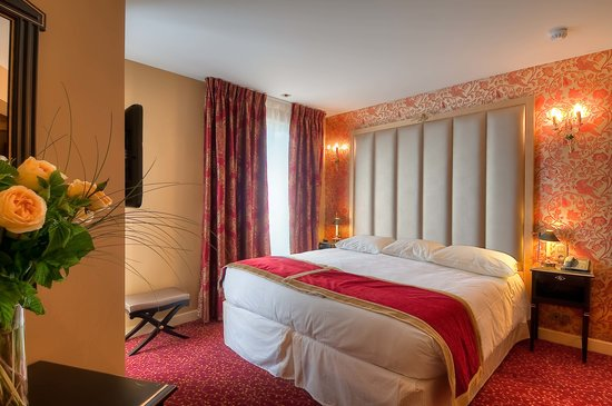 Hotel de l&#39;Empereur: a new room
