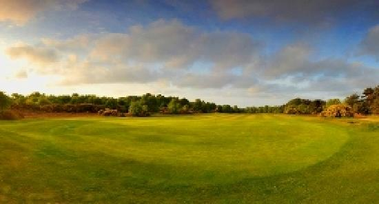 Aldeburgh, UK: Thorpeness Golf Course
