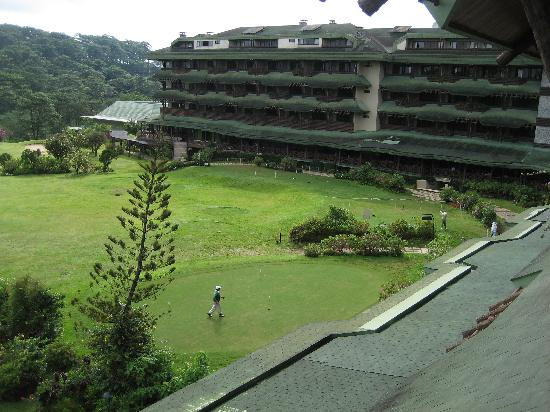 The new golf academy picture of baguio country club baguio tripadvisor for Baguio country club swimming pool