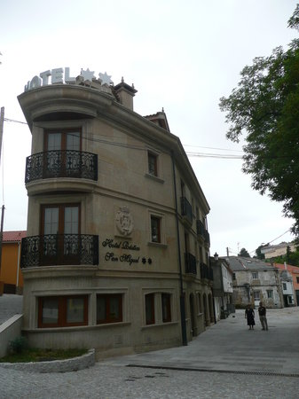 Hotel Rustico San Miguel de Pastoriza