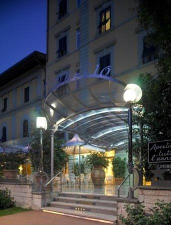 Photo of Grand Hotel Tettuccio Montecatini Terme