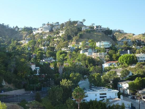 Hollywood Hills Restaurants With A View