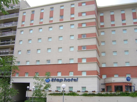 Ibis Budget Courbevoie Paris la Défense 1