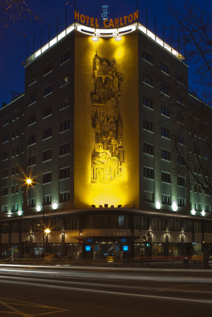AC Hotel Carlton Madrid by Marriott: FACHADA HOTEL