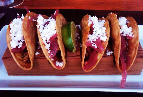No Kidding Duck Tongue Tacos Yum Picture Of Extra