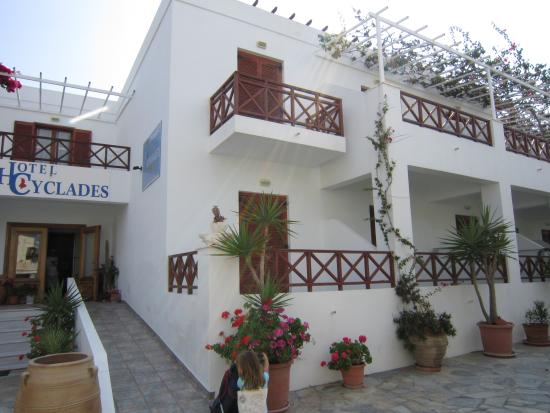 Photo of Cyclades Hotel Siros