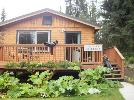 Currant Ridge Cabins: our cabin!