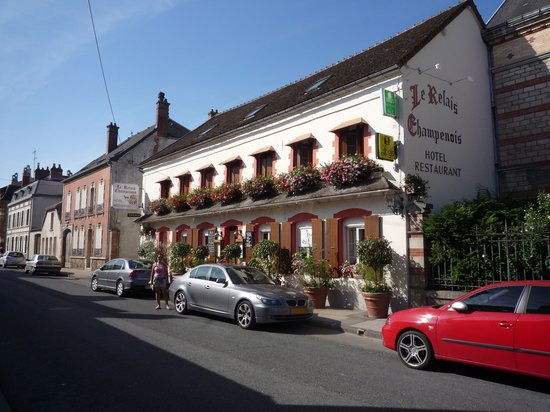 Photo of Le Relais Champenois Sézanne