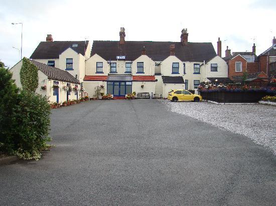 Uttoxeter, UK: The place