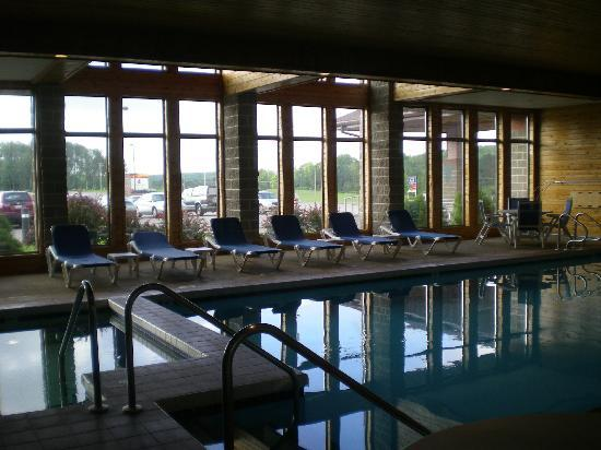 Potawatomi Carter Casino Hotel: Great pool