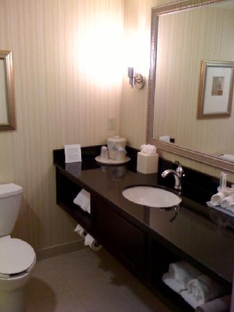 Holiday Inn Express Hotel & Suites Washington DC-Northeast: Bad