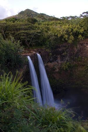 Kakalina's Bed and Breakfast: wailua waterfalls