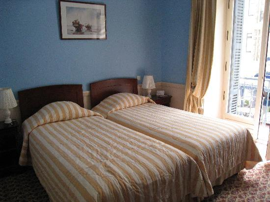 Grand Hotel Barriere: Chambre twin suprieure