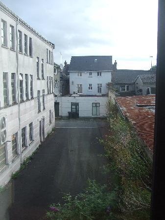 Bregagh House: View from 10