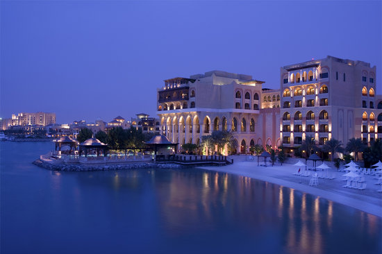 Shangri-La Hotel, Qaryat Al Beri, Abu Dhabi
