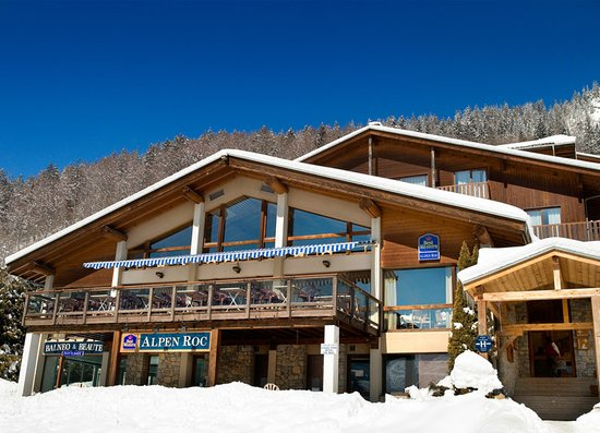 Photo of Best Western Alpen Roc La Clusaz