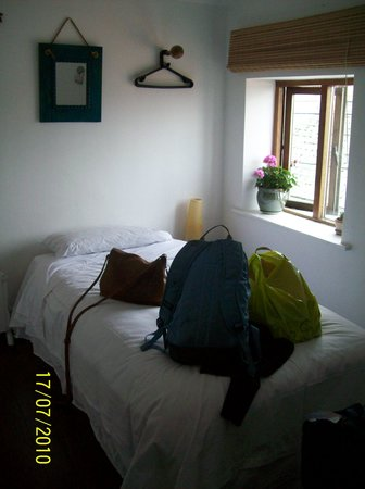 Bastion B&B:                                     One of our bedrooms