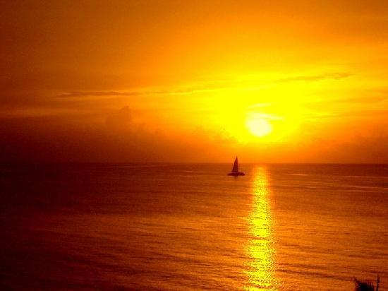 Secrets Wild Orchid Montego Bay: Sailing into the sunset
