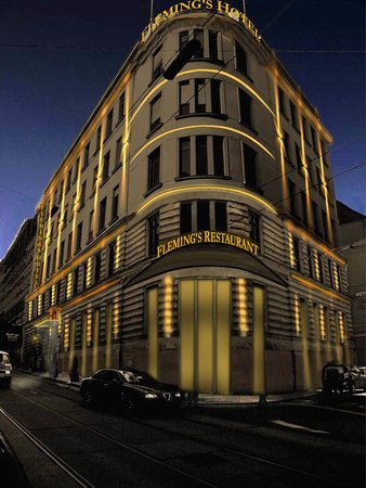 ‪Fleming's Deluxe Hotel Wien-City‬