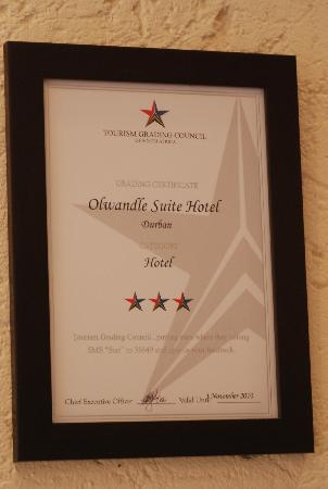 Olwandle Suite Hotel: How Bright The Stars Shine