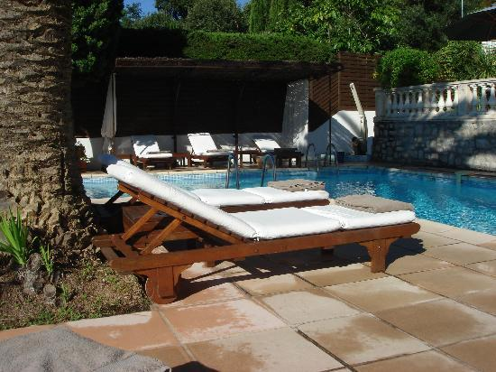 Hotel La Grande Bastide: Swimming pool