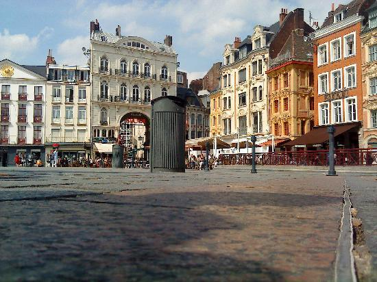 LILLE WAS VERY GOOD
