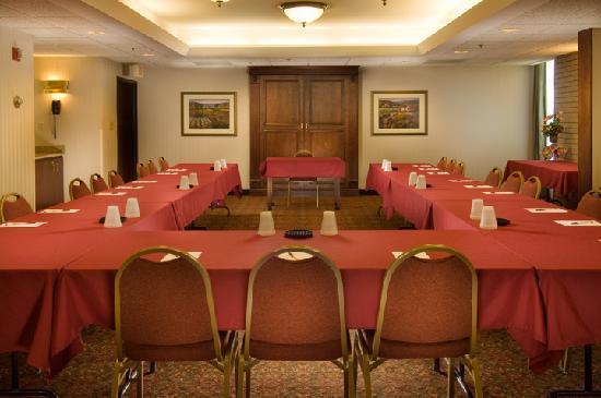 Drury Inn & Suites Kansas City Airport: Meeting Room