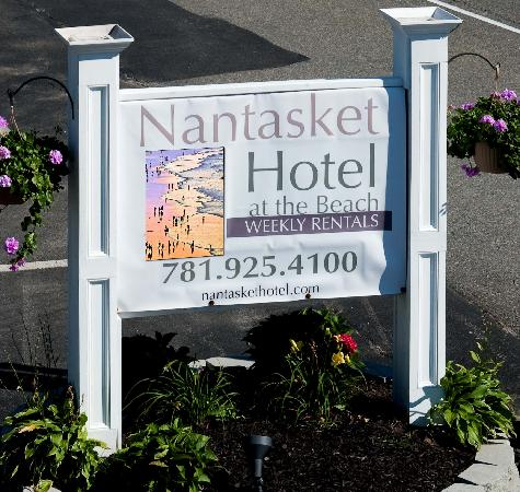 Nantasket Hotel at the Beach: exteroir