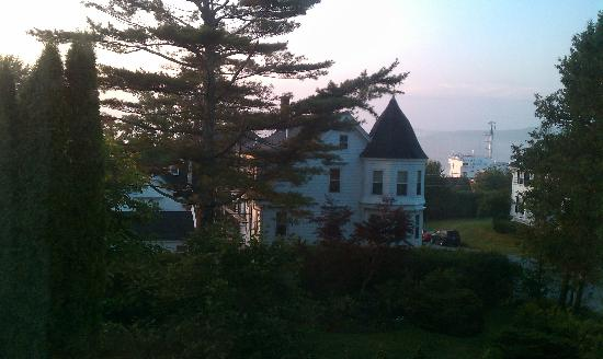 The Castine Inn: room view