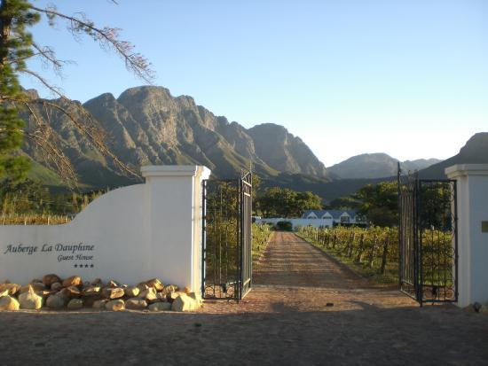 Photo of Auberge La Dauphine Franschhoek