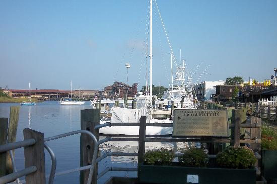 Georgetown,  : Georgetown Harbor