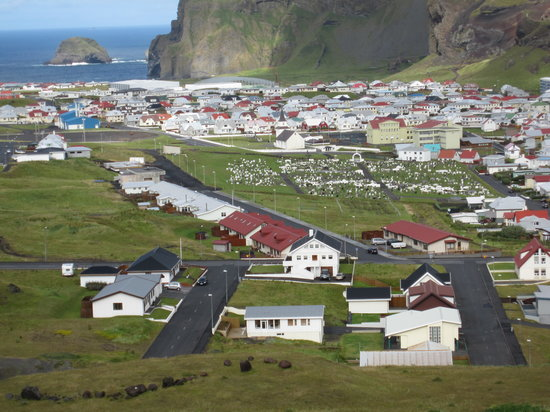 Vestmannaeyjar hotels