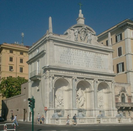 Photo of Moses Fountain Hotel Rome