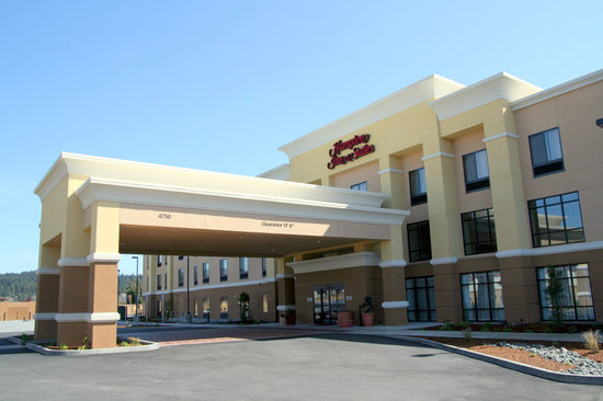 Hampton Inn and Suites Arcata