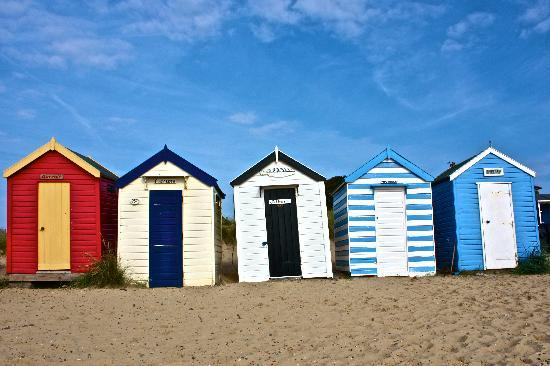 Beach Hut Bed And Breakfast